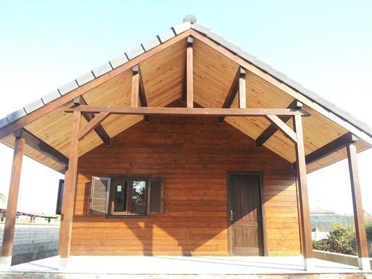 Casas de madera en Ecoandeco 2838