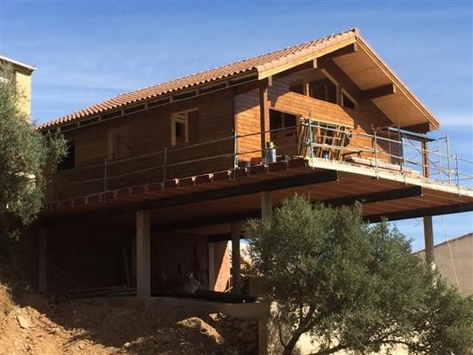 Casas de madera en Ecoandeco 2839