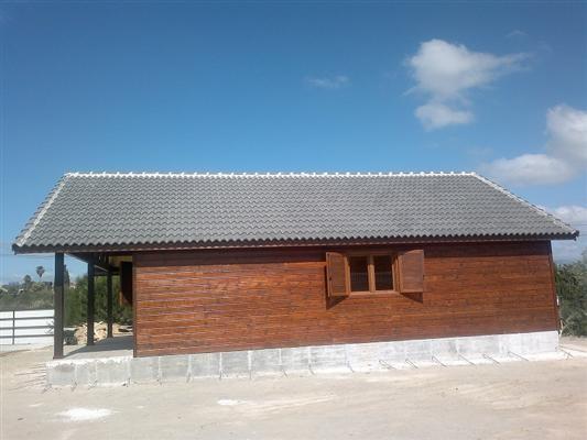 Casas de madera en Ecoandeco 2841