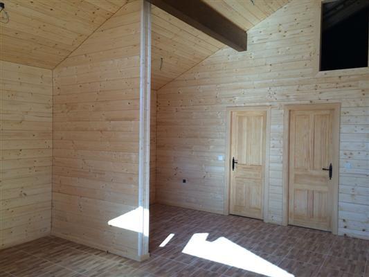 Casas de madera en Ecoandeco 2842