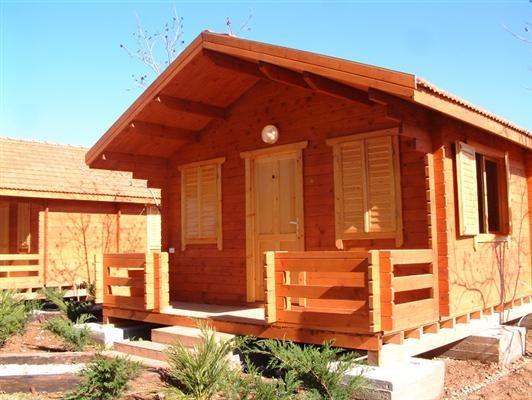 Casas de madera en Ecoandeco 2822