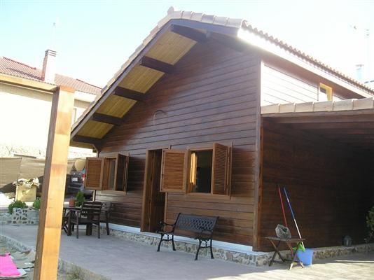 Casas de madera en Ecoandeco 2856