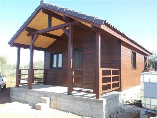 Casas de madera en Ecoandeco 2857