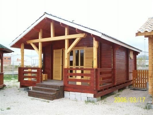 Casas de madera en Ecoandeco 2820