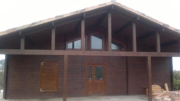 Casas de madera en Ecoandeco 2828