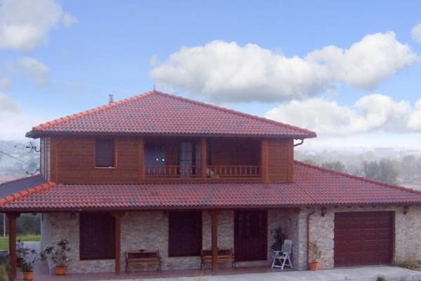 Casas de madera en Las Cabañas 568