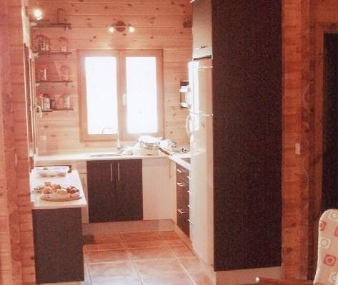Casas de madera en Las Cabañas 573