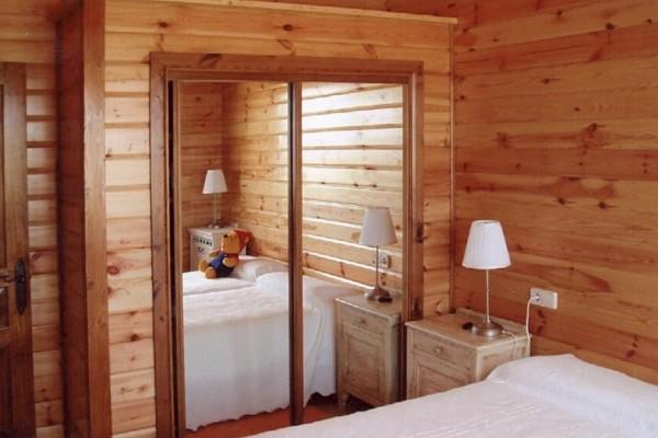 Casas de madera en Las Cabañas 578