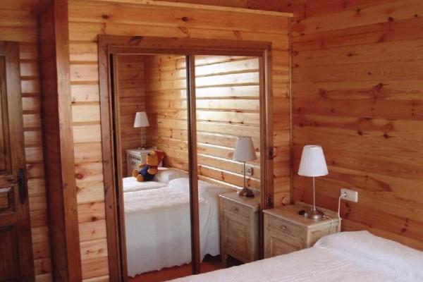 Casas de madera en Las Cabañas 579