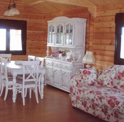 Casas de madera en Las Cabañas 558