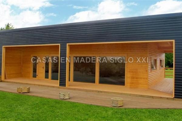 Casas de madera en Madera Siglo XXI – Casas Naturales 2595