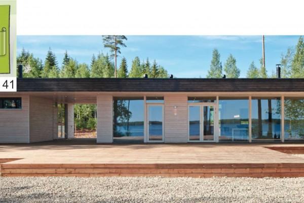 Casas de madera en Madera Siglo XXI – Casas Naturales 2589