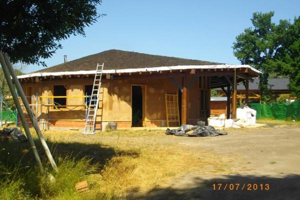 Casas ecológicas en Bioedif 2470