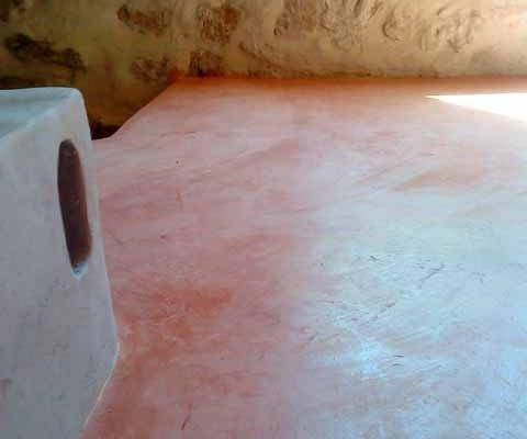 Casas ecológicas en Arkisoi Bioconstrucción 1391