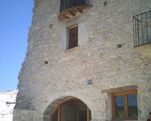 Casas ecológicas en Arkisoi Bioconstrucción 1395