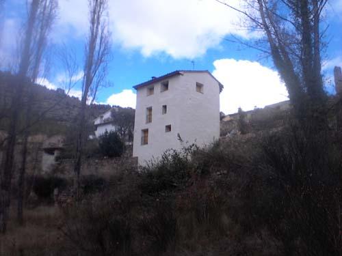 Casas ecológicas en Arkisoi Bioconstrucción 1402