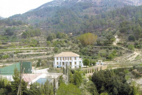 Casas ecológicas en Bioconstrucció Gil Jordá 1320