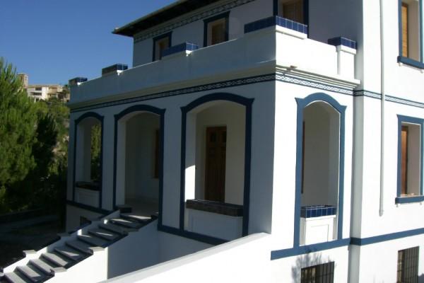 Casas ecológicas en Bioconstrucció Gil Jordá 1321