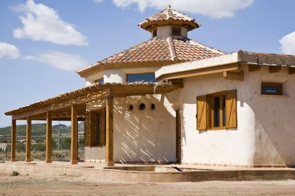Casas ecológicas en Bioconstrucciones Ripoll 1530