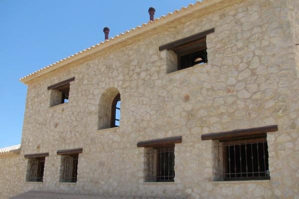 Casas ecológicas en Bioconstrucciones Ripoll 1443