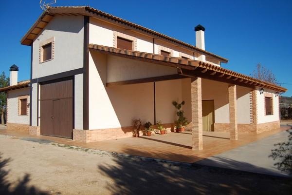 Casas ecológicas en Bioconstrucciones Ripoll 1447