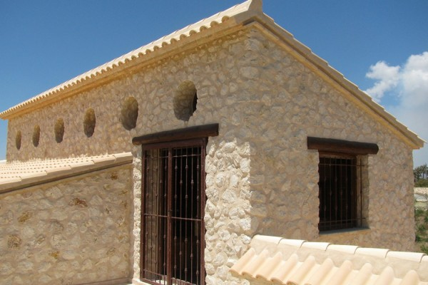Casas ecológicas en Bioconstrucciones Ripoll 1454