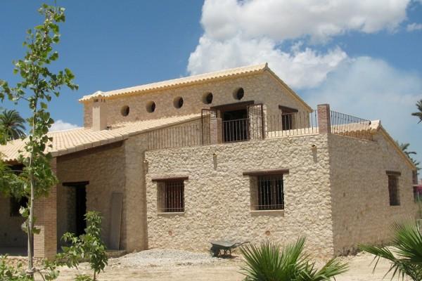 Casas ecol gicas en alicante viviendu for Casa prefabricadas ecologicas