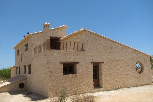 Casas ecológicas en Bioconstrucciones Ripoll 1458