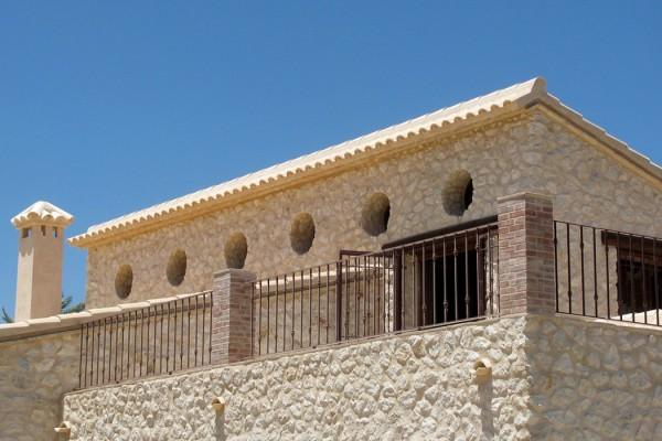 Casas ecológicas en Bioconstrucciones Ripoll 1433
