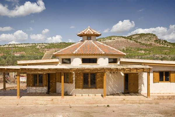 Casas ecológicas en Bioconstrucciones Ripoll 1468