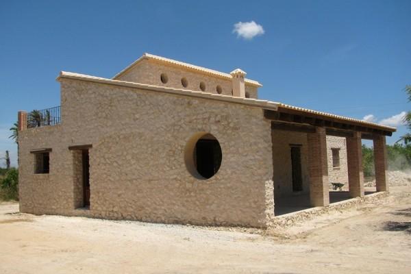 Casas ecológicas en Bioconstrucciones Ripoll 1475