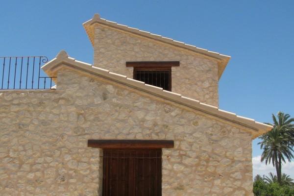 Casas ecológicas en Bioconstrucciones Ripoll 1476