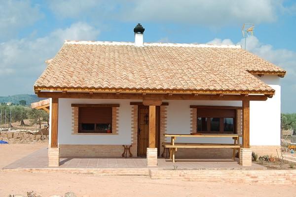 Casas ecológicas en Bioconstrucciones Ripoll 1437