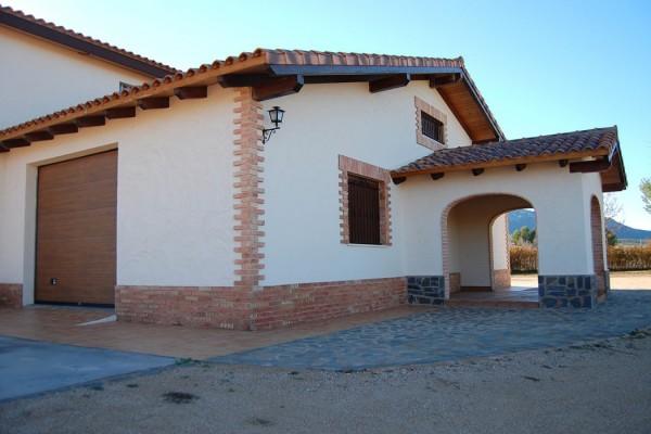 Casas ecológicas en Bioconstrucciones Ripoll 1438