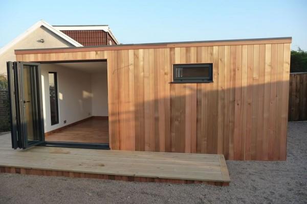 Casas ecológicas en Casa Eficient 3923