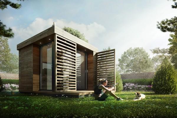 Casas ecológicas en Casa Eficient 3924