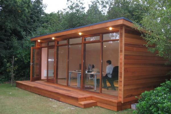 Casas ecológicas en Casa Eficient 3925