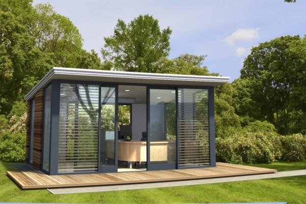 Casas ecológicas en Casa Eficient 3927