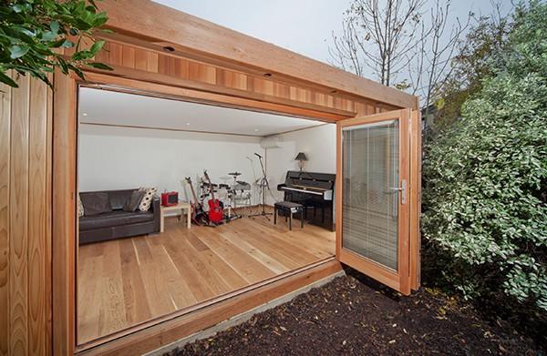 Casas ecológicas en Casa Eficient 3928