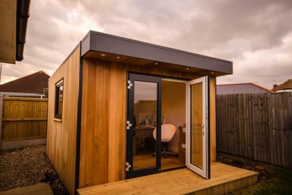 Casas ecológicas en Casa Eficient 3929