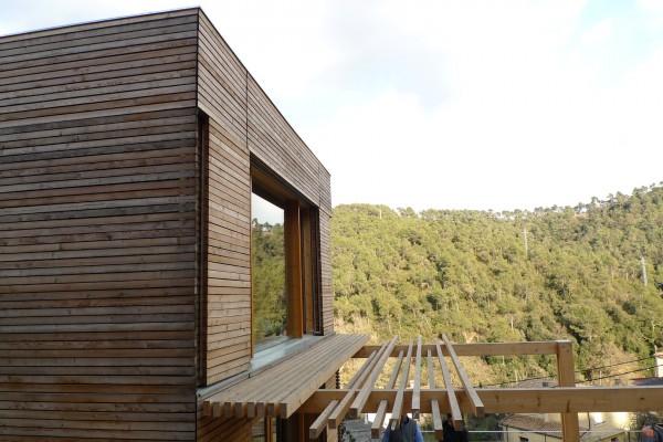 Casas ecológicas en Casa Eficient 3910