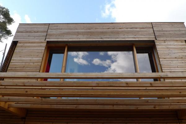 Casas ecológicas en Casa Eficient 3911