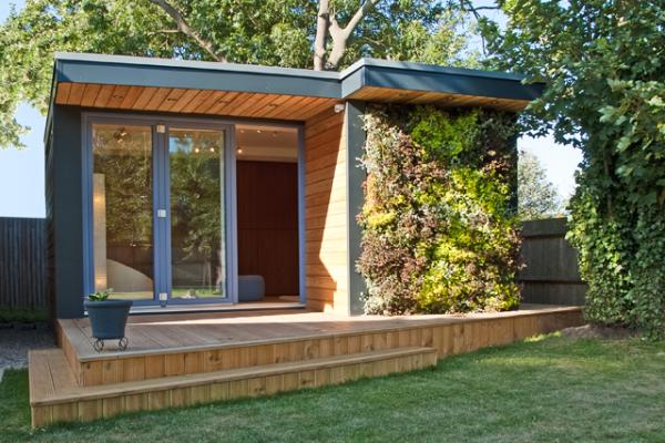 Casas ecológicas en Casa Eficient 3922