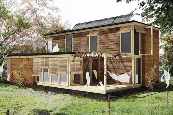 Casas ecológicas en Casaslow 1147