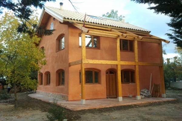 Casas ecológicas en Interarte 2868
