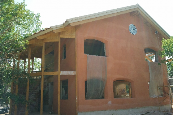 Casas ecológicas en Interarte 2871