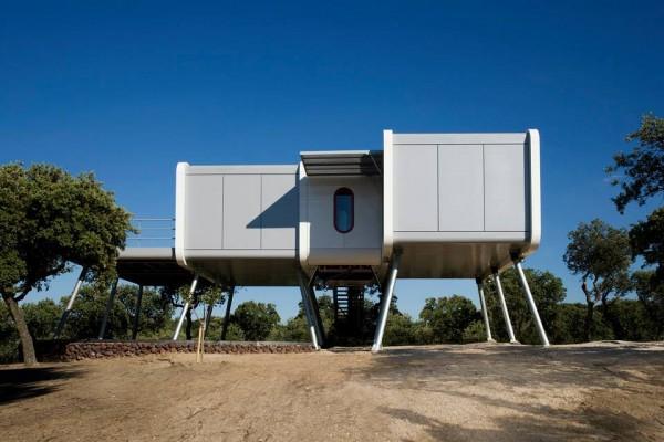 Casas modulares en NOEM 1963