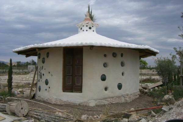 Casas increíbles en Bioconstrucció Gil Jordá 1225