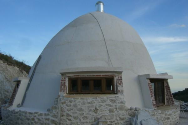 Casas increíbles en Bioconstrucció Gil Jordá 1236