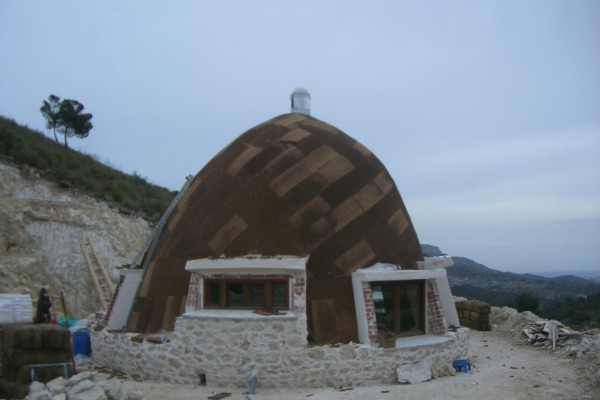 Casas increíbles en Bioconstrucció Gil Jordá 1237